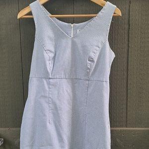Vintage Gingham Jacobs Dress